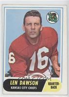 Len Dawson