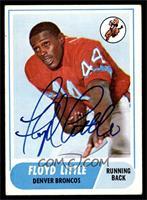 Floyd Little [Altered]