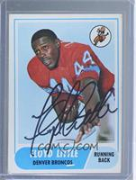 Floyd Little [JSA Certified Auto]
