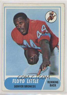 1968 Topps - [Base] #173 - Floyd Little [Good to VG‑EX]