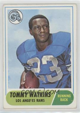 1968 Topps - [Base] #182 - Tom Watkins [GoodtoVG‑EX]