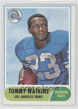 1968 Topps - [Base] #182 - Tom Watkins