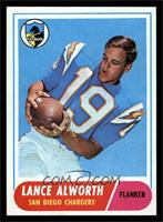 Lance Alworth [NM MT]