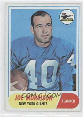 1968 Topps - [Base] #211 - Joe Morrison