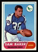Sam Baker (Wearing Dallas Cowboys Uniform) [NMMT]