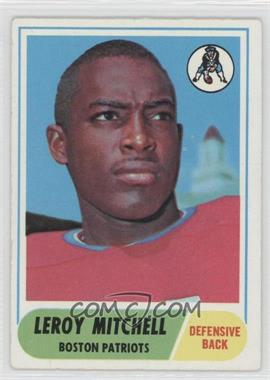 1968 Topps - [Base] #45 - Leroy Mitchell [Good to VG‑EX]