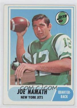 1968 Topps - [Base] #65 - Joe Namath