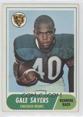 1968 Topps - [Base] #75 - Gale Sayers