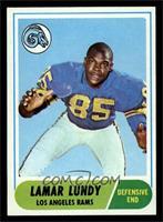 Lamar Lundy [NMMT]