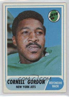 1968 Topps - [Base] #91 - Cornell Gordon
