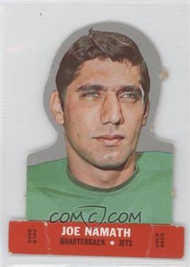 1968 Topps - Stand-Ups #JONA - Joe Namath