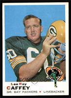 Lee Roy Caffey [EX]