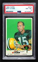 Bart Starr [PSA 8 NM‑MT]