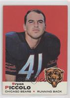 Brian Piccolo (Name Spelled Bryon on Front; Bryan on Back)