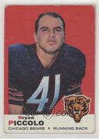 Brian Piccolo (Name Spelled Bryon on Front; Bryan on Back) [NonePoor…