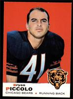 Brian Piccolo (Name Spelled Bryon on Front; Bryan on Back) [EX MT+]