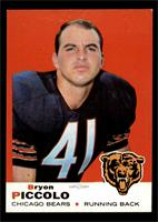 Brian Piccolo (Name Spelled Bryon on Front; Bryan on Back) [NM]