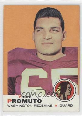 1969 Topps - [Base] #92 - Vince Promuto