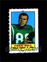 Fred Hill [NMMT]