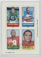 Ralph Baker, Lenny Dunlap, Eric Crabtree, Leslie Duncan, Bobby Bell [Good…