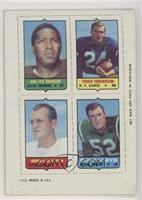 Walter Johnson, Tucker Frederickson, Dave Lloyd, Bobby Walden [Goodto&nbs…
