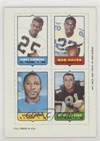 Jerry Simmons, Bob Hayes, Spider Lockhart, Doug Atkins