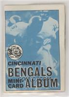 Cincinnati Bengals [GoodtoVG‑EX]