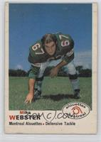 Mike Webster [Poor]