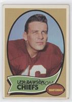 Len Dawson [Excellent]