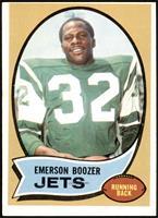 Emerson Boozer [EX]