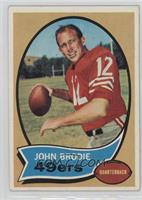 John Brodie [GoodtoVG‑EX]