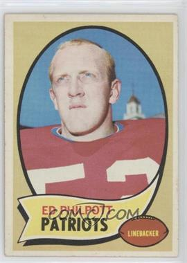 1970 Topps - [Base] #138 - Ed Philpott