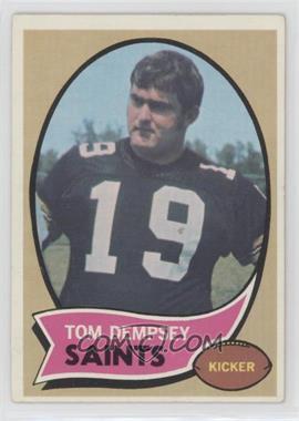 1970 Topps - [Base] #140 - Tom Dempsey