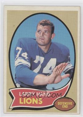 1970 Topps - [Base] #149 - Larry Hand