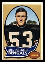 Bill Peterson [GOOD]