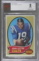 Johnny Unitas [BVG 8]