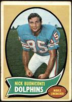 Nick Buoniconti [VG]