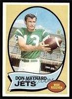 Don Maynard [EX]
