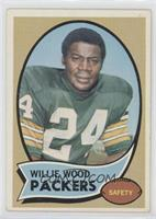 Willie Wood [Good to VG‑EX]