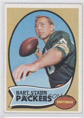 1970 Topps - [Base] #30 - Bart Starr