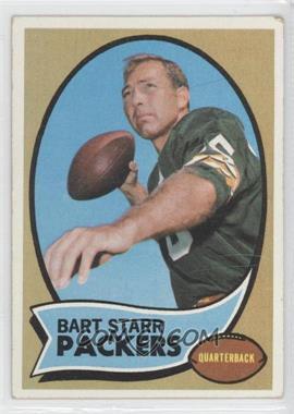 1970 Topps - [Base] #30 - Bart Starr [GoodtoVG‑EX]