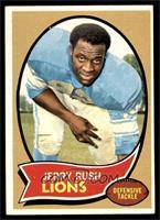 Jerry Rush [VGEX]
