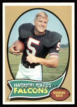 1970 Topps - [Base] #5 - Harmon Wages [NM MT]
