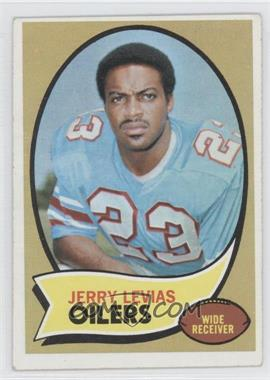 1970 Topps - [Base] #89 - Jerry LeVias