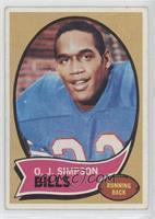 O.J. Simpson [GoodtoVG‑EX]