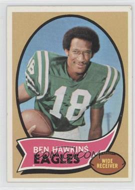 1970 Topps - [Base] #98 - Ben Hawkins