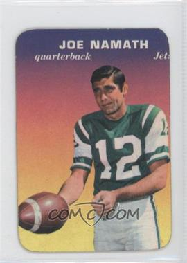 1970 Topps Super Glossy - [Base] #29 - Joe Namath