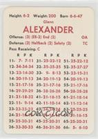 Glenn Alexander