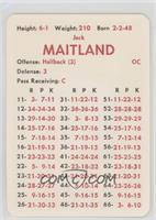 Jack Maitland