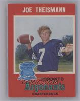 Joe Theismann [Very Good‑Excellent]